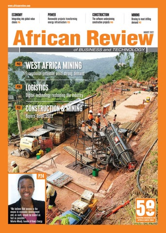 African Review of Business and Technology cover