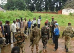 Violence in Central African Republic diamond mining hub, UN sends troops to tackle