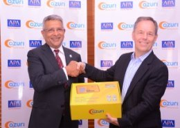 Azuri and APA to give insurance cover for customers in Kenya