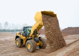 CAT launch new 980L medium wheel loader across Africa and the Middle East