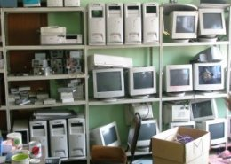 Africa becoming the dumping ground for eWaste