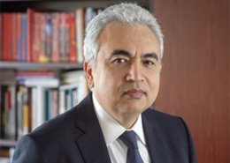 IEA's Birol sees US playing larger role in meeting oil demand