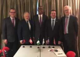 Nigeria Signs joint declaration on economic cooperation with EFTA