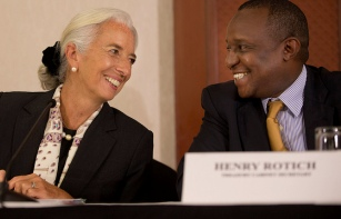 IMF grants six-month extension for Kenya's US$1.5bn standby loan