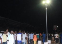 Gigawatt Global: Solar street lights illuminate Bujumbura, Burundi