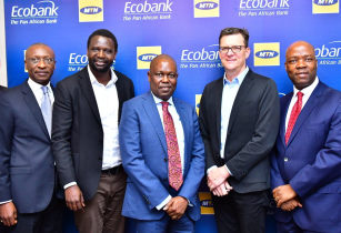 MTN and Ecobank sign MoU to provide digital banking across Africa