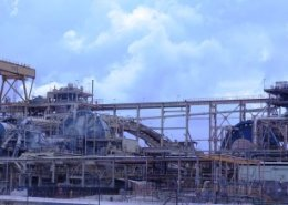 Newmont Goldcorp's Ahafo Mill Expansion in Ghana processes first ore