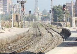 Alstom delivers power supply system in line linking Beni Suef to Asyut in Egypt