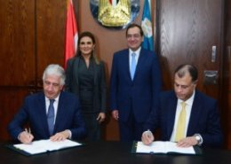 ITFC signs two financing agreements to support Egypt's main sectors