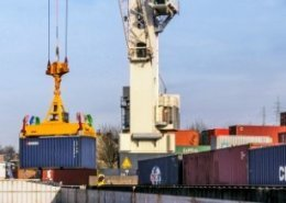 Konecranes to supply mobile harbour crane for Nigerian port