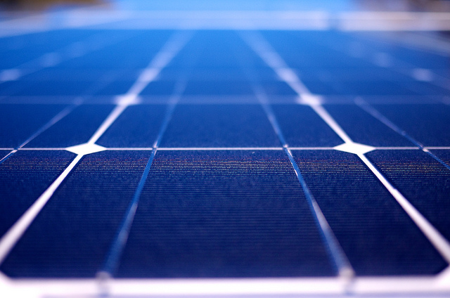 Michael Mazengarb flickr solar panel