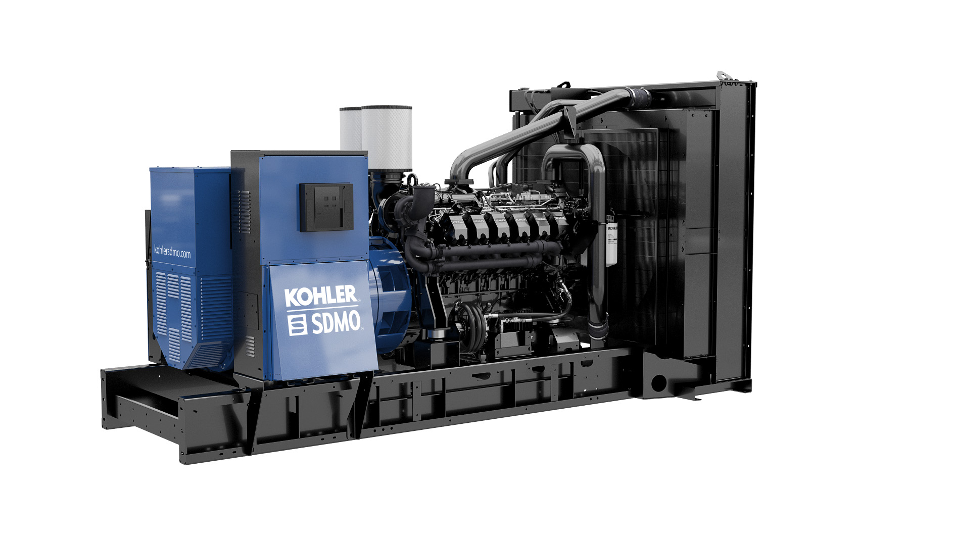 Kohler SDMO announce transformational engine range launch