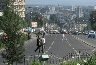 Addis Ababa city image