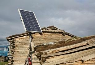 Africa rural solar