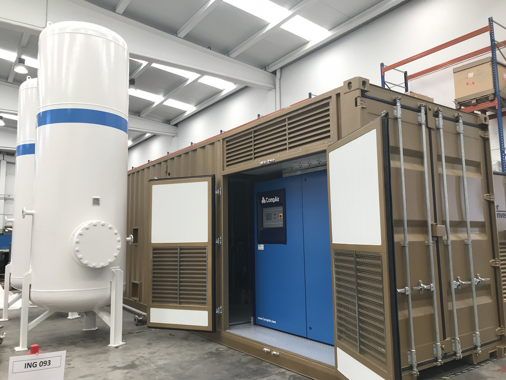 Abengoa commissions tailored compressor solution for Agadir-Chtouka desalination plant