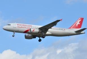 Airbus A320 200 Air Arabia Maroc MAC CN NMF MSN 4539 10223153743