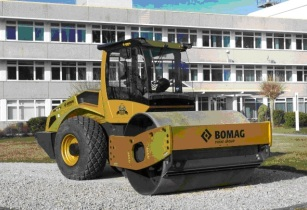 60 years of BOMAG: The success story continues