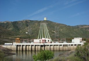 Castaic Front of Plant