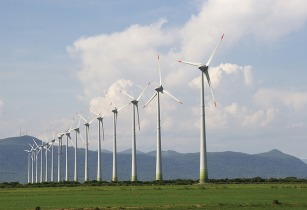 Cennergi 134MW wind farm