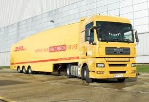 DHL Truck - DHL