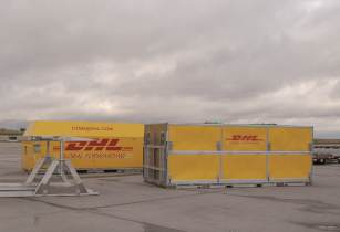 DHL-container