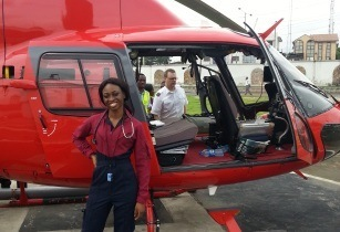 Dr Ola Orekunrin air ambulance Nigeria