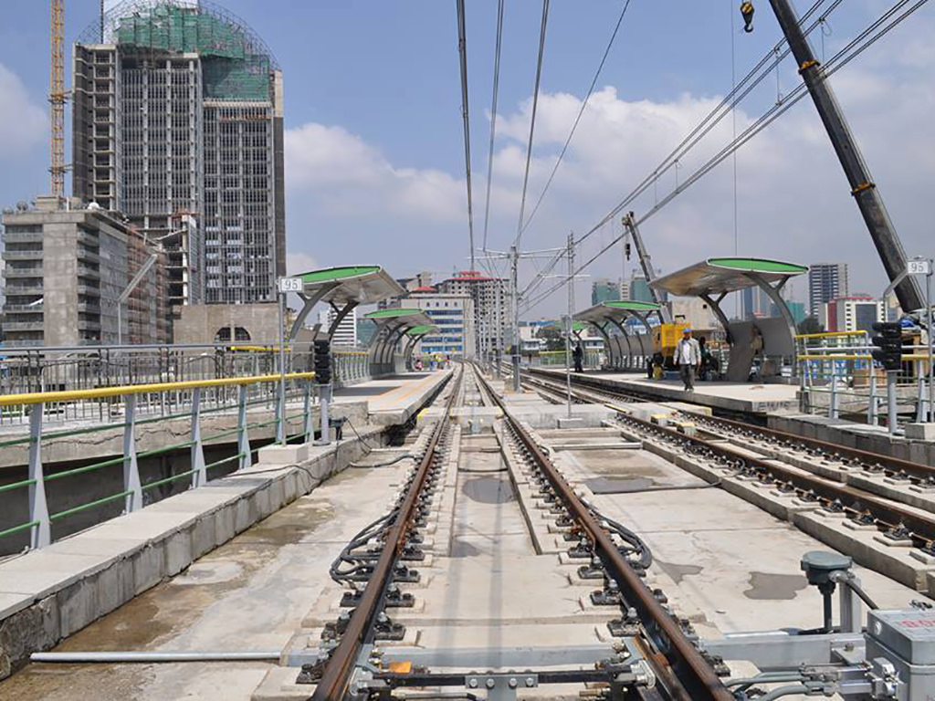 Ethiopia-Djibouti high-speed rail link completes