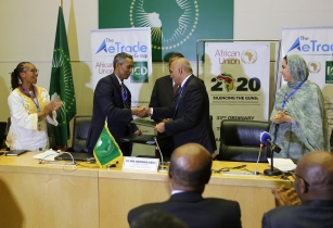 ICD and A-eTrade Group sign MoU to boost Africa's economic transformation