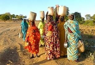 Japan Sudan Water Story