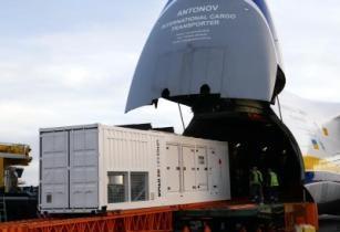KOHLER-SDMO supplies generators for West African power plant