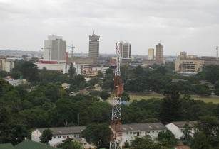 Lusaka Aerial View - khym54 - Flickr