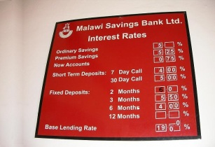 Malawi interest rates