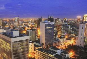 Nairobi economic capital of africa 1