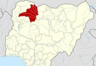 Nigeria Zamfara State map