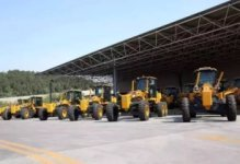 XCMG exports in road machines in batches to Kenya