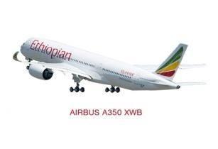 Ethiopian Airlines acquires a next-generation Airbus