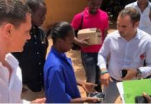 Diehl Metering supports ONEA in Burkina Faso to improve water management