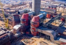 GE's power generation and air quality control technology is deployed at Kusile Unit One