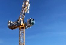 Potain launches MRH 175 tower crane