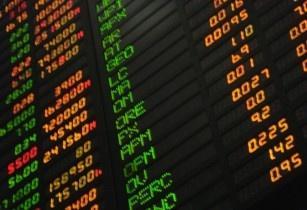 Philippine stock market board