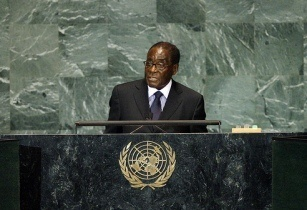 President Mugabe Africa United Nations Photo