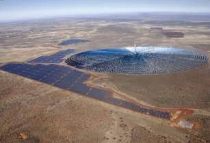Redstone Solar SolarReserve