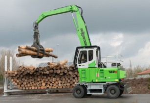 Sennebogen launches new generation of compact handler