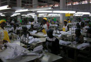 Textile Factory - USAID - Wikimedia Commons