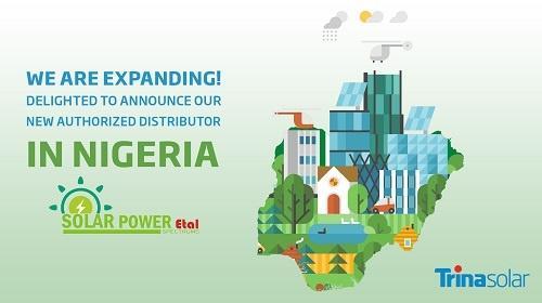 Trina Solar expands presence in Nigeria
