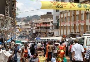 Uganda Street Market