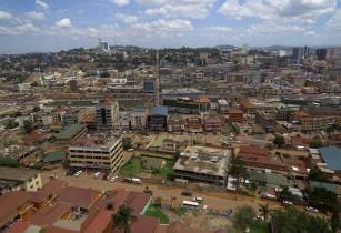 Uganda city ronald woan