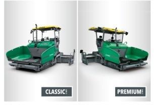 Voegele 10 01 18 Classic Premium Line