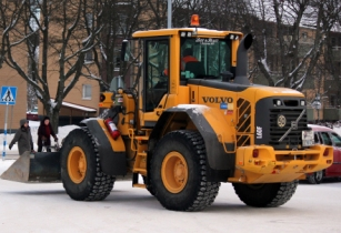 Volvo Construction Equipment sales increase 30 per cent in first quarter