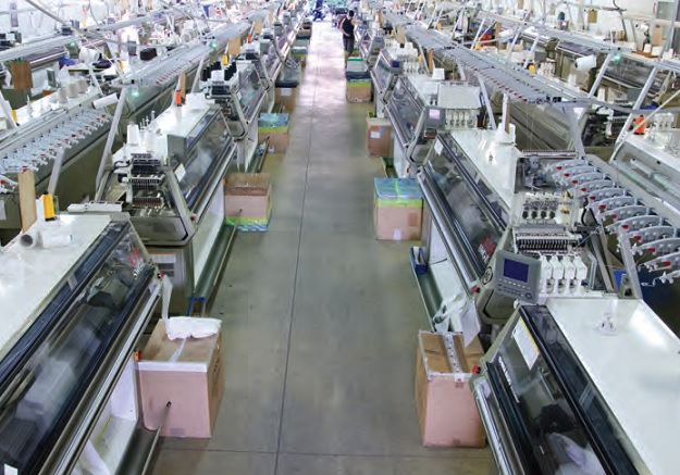 Orders for textile machinery from foreign markets drop